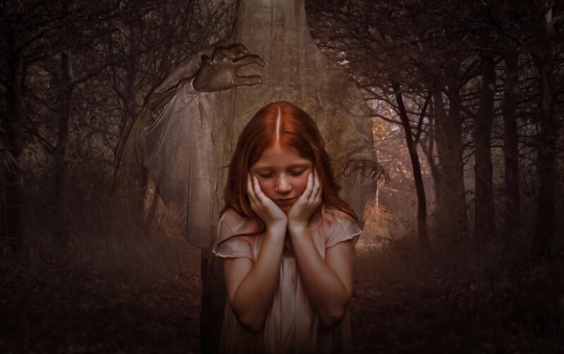 Сказка про страх