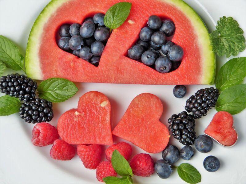 Сказка про фрукты
