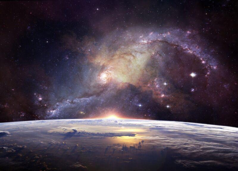 Сказка про космос