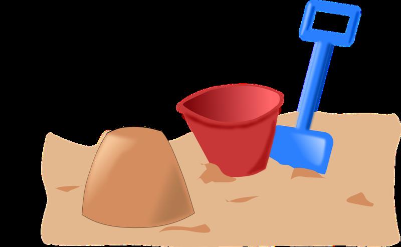 Сказка про песочницу