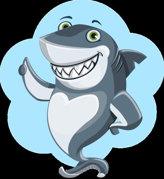 Сказка про акулу
