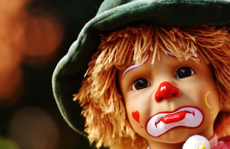 Сказка про куклу