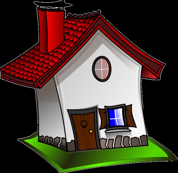 Сказка про страх оставаться одним дома