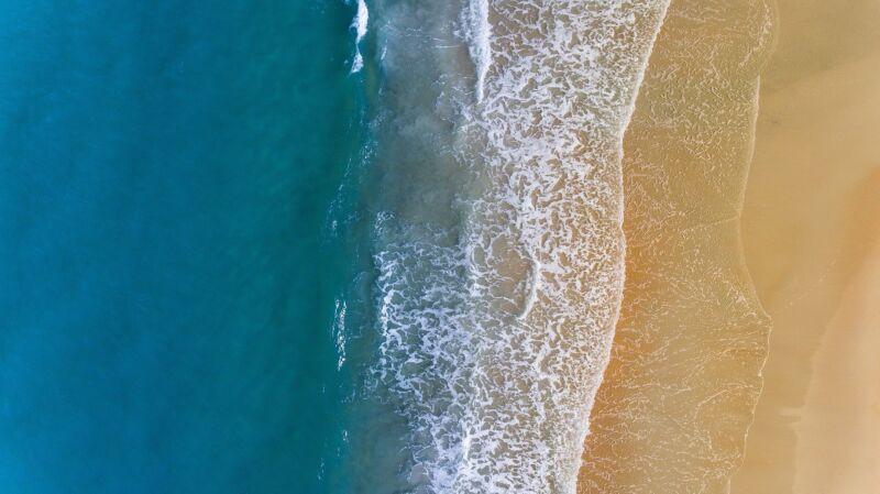 Сказка про море