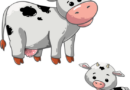 Сказка про корову Бодаку и ее маленького теленка