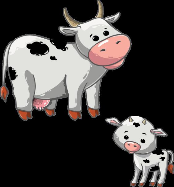 Сказка про корову