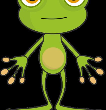 Сказка про лягушку Квака, которая делала все наперекосяк