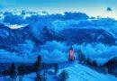 Проказы старухи зимы — слушать сказку Константина Ушинского